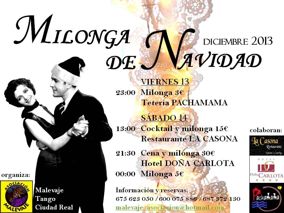 Tango en Ciudad Real